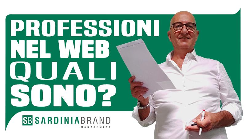 Le professioni nel web