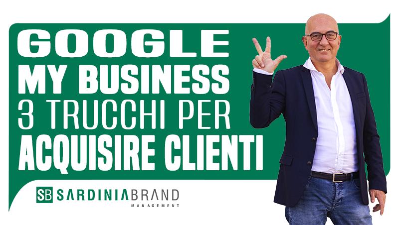 Più clienti con Google my Business in 3 semplici
